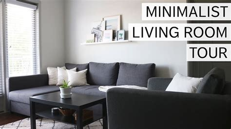 minimalist living room  minimal design sustainable couch youtube