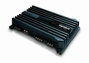 Sony Car Amplifier