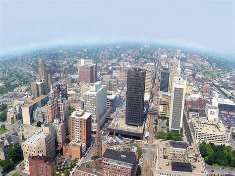 Buffalo Ny by Aerial Photography Buffalo New York
