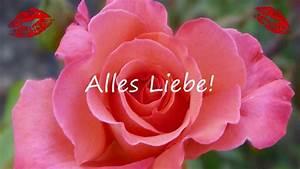 Valentinstag Lustige Bilder : valentinsgru mit musik und rose alles liebe gl ckwunsch zum valentinstag youtube ~ Frokenaadalensverden.com Haus und Dekorationen