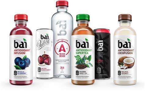 the bai bai antioxidant infusion drinks