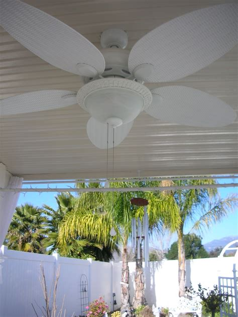 shabby chic ceiling fan shabby chic ceiling fan in the lanai for the home pinterest