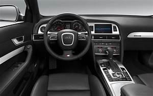Audi A6 Sedan Interior Wallpaper HD Car Wallpapers ID #82