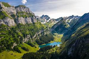 Seealpsee Hike In Appenzell