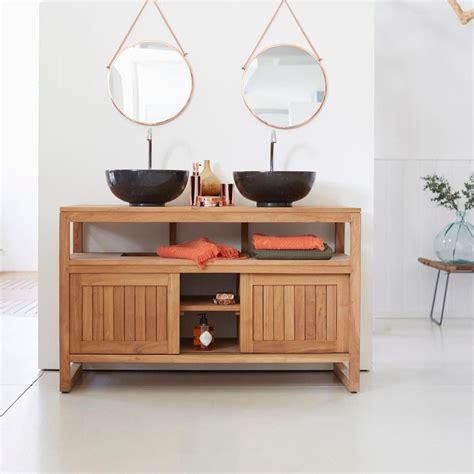 meuble cuisine teck meuble salle de bain teck beautiful ensemble salle de