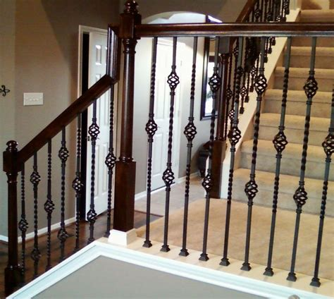 details  cgs iron wrought iron metal stair spindles