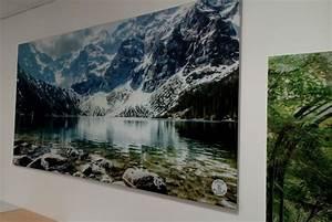 Cadre Décoratif Mural : cadre tissu mural impression tissu grand format ~ Teatrodelosmanantiales.com Idées de Décoration