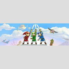 Análisis De The Legend Of Zelda Tri Force Heroes Para 3ds 3djuegos