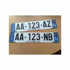 Trouver Proprietaire Plaque Immatriculation : plaque plexi immatriculation automobile garage si ge auto ~ Maxctalentgroup.com Avis de Voitures