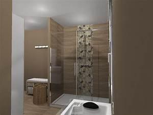 amenager une salle de bain en longueur meilleures images With amenager une salle de bain