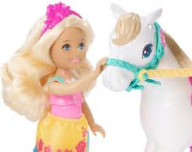 Barbie Chelsea Doll and Pony