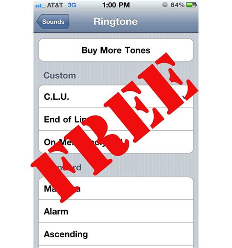 how to buy ringtones on iphone free ringtone iphone