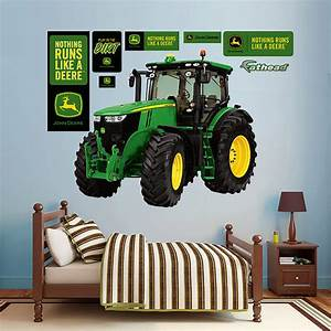 john deere 7280r tractor wall decal shop fatheadr for With where to buy john deere wall decals
