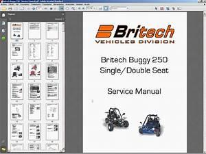 Britech Buggy 250 Service Manual