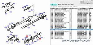 Kubota Spare Parts Catalog