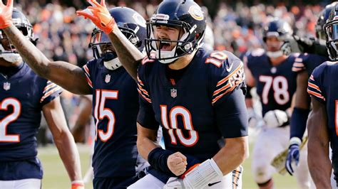 lets overreact  nfl week  chicago bears mitchell