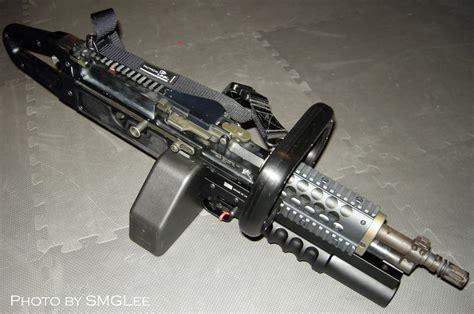 Knights Armament Chain Saw -the Firearm Blog