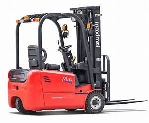 Used Maximal Fb16s-mhjz Electric Forklift Trucks Year  2019 Price  Us  14 486 For Sale
