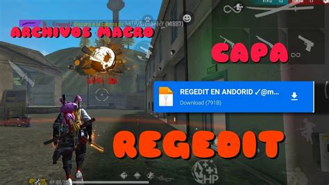 Free fire max is designed exclusively to deliver premium gameplay experience in a battle royale. REGEDIT FREE FIRE COMO DESCARGAR REGEDIT PARA ANDROID ...