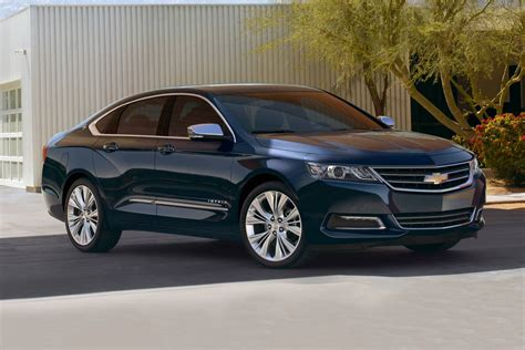 2018 Chevrolet Impala Pricing  For Sale Edmunds