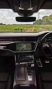 Audi A7 hybrid interior & comfort   DrivingElectric