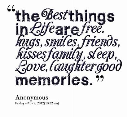 Friends Quotes Things Hugs Smiles Sayings Thing