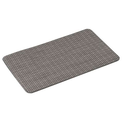 tapis mousse anti fatigue taryn de mainstays en gris