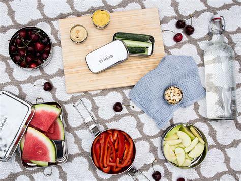 Das Zero Waste Picknick  Ideen Und Inspirationen  The Ognc