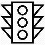 Traffic Sign Icons Icon Signs Road Signals