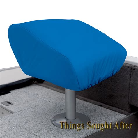 Seat Pedestal For Bass Boat by Cover For Pedestal Folding Boat Seat Fishing Pontoon