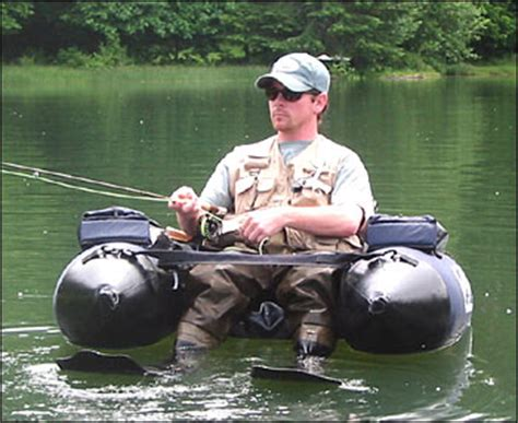 Boat Tube Reviews by Outcast Float Tube Review Totalflyfishing
