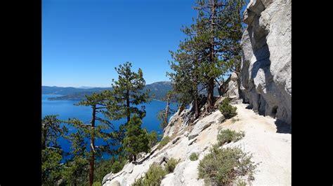 mtb tahoe flume trail youtube