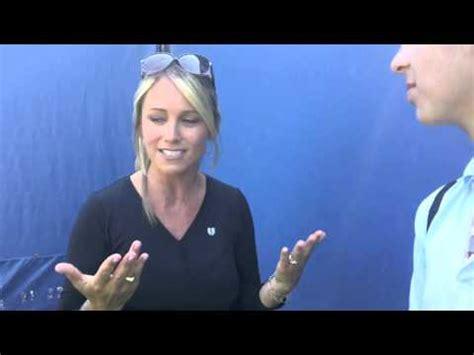 interview  dodgeball star christine taylor youtube