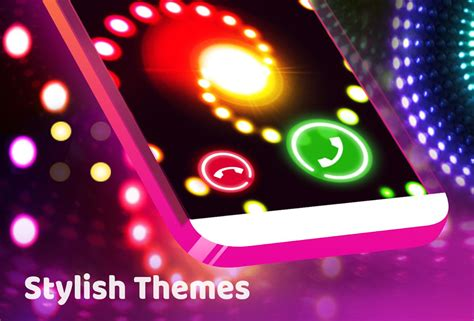 color phone apk  android  call themes