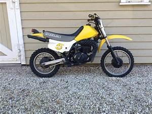 Moto Cross Suzuki : moto cross suzuki ds 80 annonce mx ~ Louise-bijoux.com Idées de Décoration