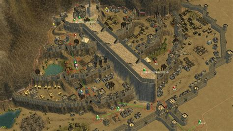 siege software stronghold crusader 2 the siege of minas tirith