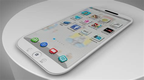 nintendo smartphone concept looks appealing better than