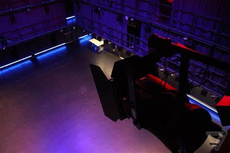 Step Into The Cube Virginia Tech's Giant Virtual Reality