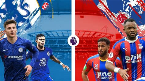 STREAM LIVE: Chelsea Vs Crystal Palace[Watch Now] Premier ...