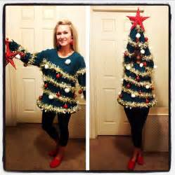53 diy ugly christmas sweater ideas