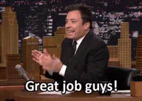 Jimmy Fallon Applause GIF - Find & Share on GIPHY