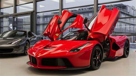 Ferrari LaFerrari Showcase Full HD Wallpaper