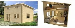 Gartenhaus 3 X 3 M : ein gartenhaus mit schlafboden mehr platz zum bernachten ~ Articles-book.com Haus und Dekorationen