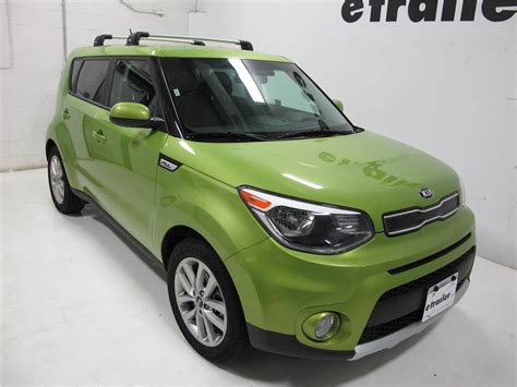 kia roof rack thule roof rack for 2016 kia soul etrailer