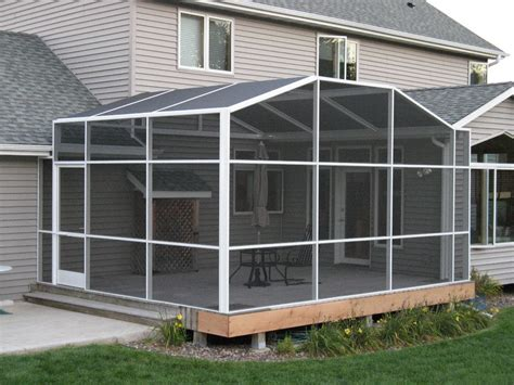 screen porch enclosures quotes