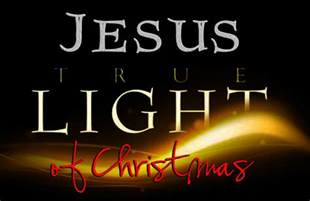 christmas light laser jesus the true light of christmas loving the word with