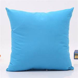 cheap home sofa bed decor multicolored throw pillow case With best cheap bed pillows