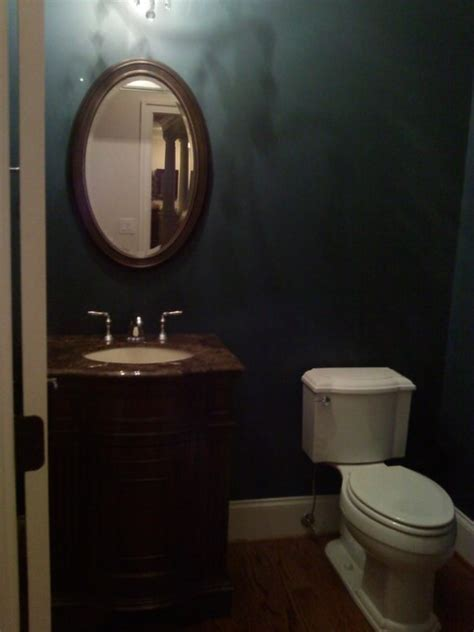 Dramatic powder rooms   Eclectic   Powder Room   richmond