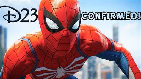Spiderman Ps4 To Appear At D23 2017 Confirmed?!? What To