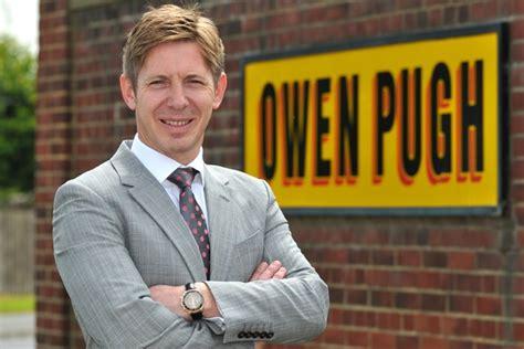 laing boss joins owen pugh board